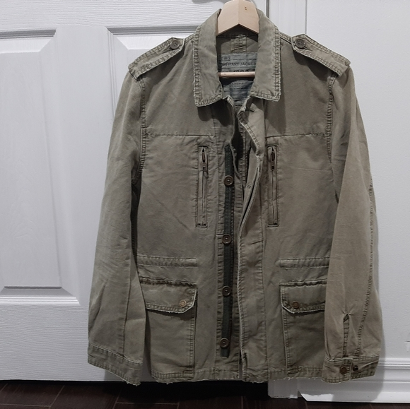 Zadig & Voltaire , military jacket , size m ,new